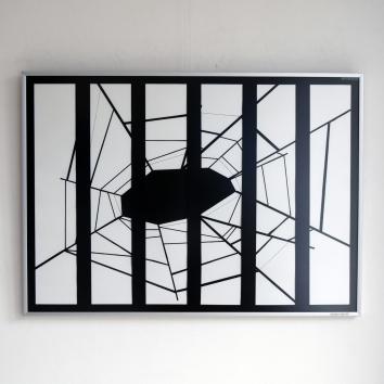Gevangen in eigen web (2009)